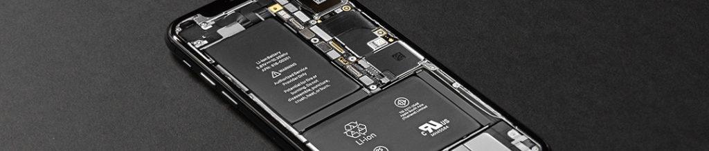 iPhone X démonté