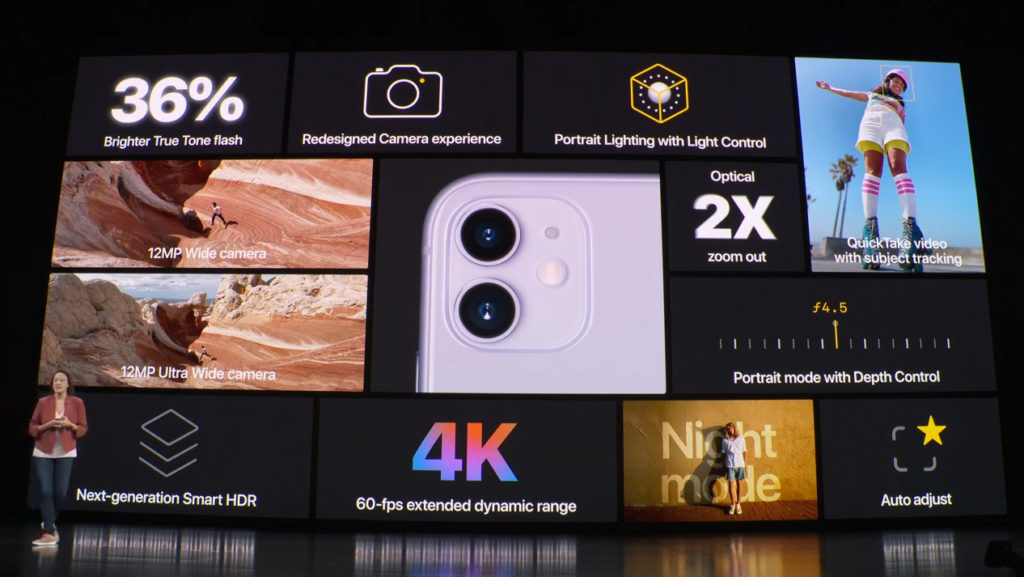 présentation Keynote 2019 iphone 11 keynote 2019