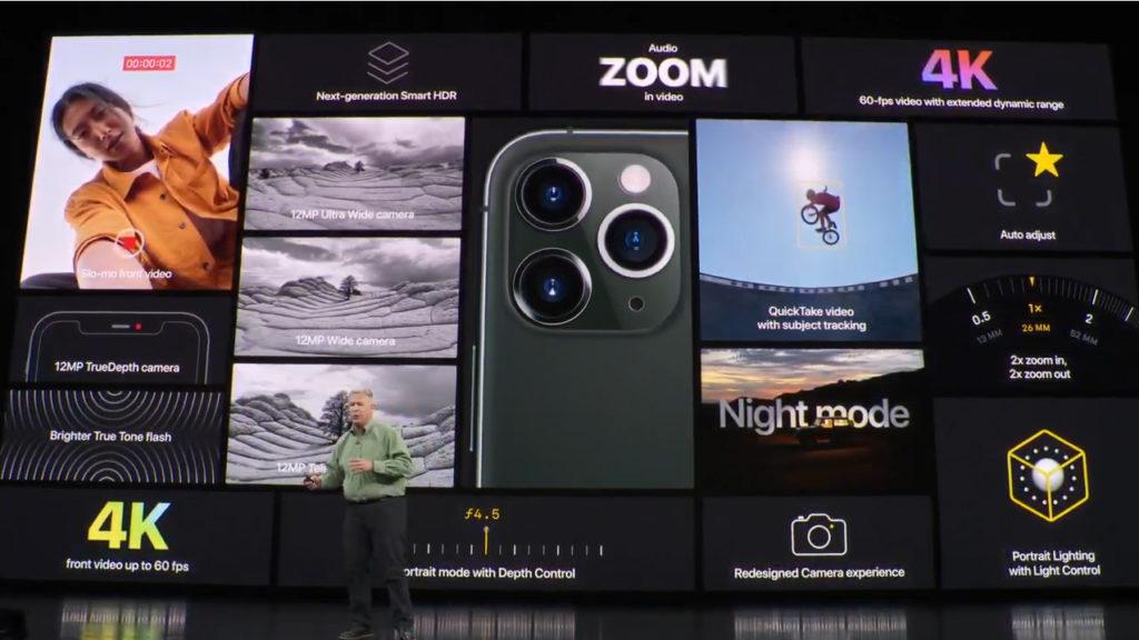 Keynote iphone 11 Pro Max