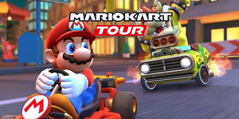 [TEST] Mario Kart Tour