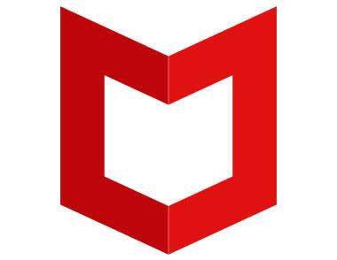 mcafee antivirus logo